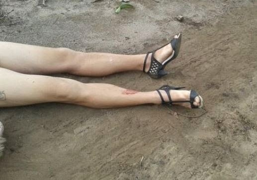 Travesti é encontrada morta no Povoado da Lagoa das Flores em ... 2a6f313f4e725