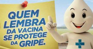 Itambé inicia vacinação contra a gripe, incluindo professores entre o público-alvo