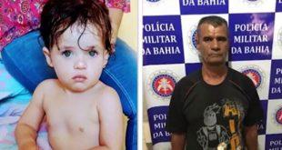 Resultado de imagem para Criança de 2 anos morre após ser estuprada no norte da BA; padrasto é suspeito