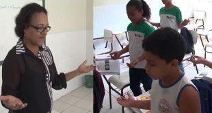 Porto Seguro: Escolas em aderem à leitura da Bíblia após decreto que libera atividade