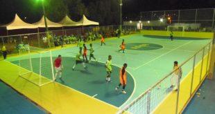 Hoje tem semifinal do Campeonato de Futsal da AABB