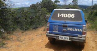 Barra do Choça inicia a semana com dois assassinatos em área rural