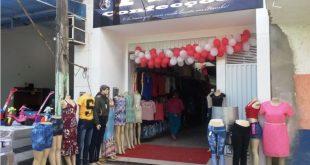 Preto confecções inaugura nova loja na Alameda Paulo Achy
