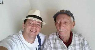 Falecimento: Morre aos 88 anos Carmelito Correia Melo, pai do Capitão Melo