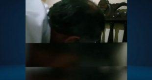 Vídeo: Padre é filmado beijando coroinha de 14 anos dentro de igreja.