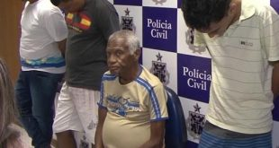 Bahia: Pai de santo é preso suspeito de mandar matar concorrente por disputa de clientes
