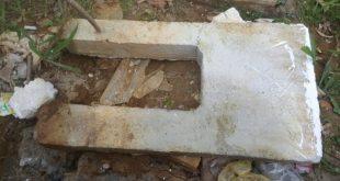 Criança de 2 anos morre após ser atingida por base de contador da Embasa