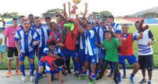 Seleção de Itambé leva o título da Copa Sudoeste Sub 20