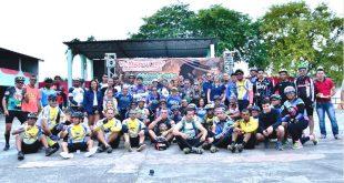 1ª Ecobike reuniu mais de 120 ciclistas de Itambé e várias regiões