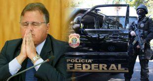 Víde: Geddel é preso pela Polícia Federal na manhã desta sexta-feira