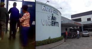 Conquista: Mulher clama por atendimento dentro de Hospital; veja vídeo