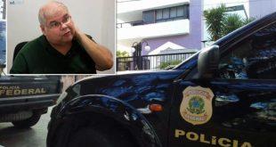 Polícia Federal faz buscas no gabinete do deputado Lúcio Vieira Lima