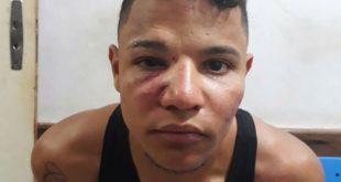 Golpista de celular é liberado em Conquista e leva surra após tentar o mesmo golpe em Cândido Sales