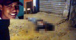 Jovem é assassinada a tiros na noite de sexta em Poções