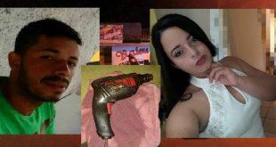 Homem mata namorada com furadeira por causa de mensagens do Whatsapp