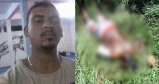 Conquista: Corpo de rapaz que acabou de deixar presídio é encontrado na saída da BA-265