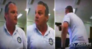 Pânico: Em vídeo, traficantes tentam matar juíza durante audiência em tribunal