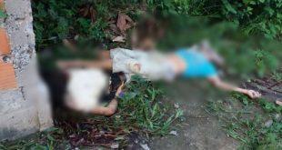 Imagem Forte: Dois homens são mortos a pedradas em Ipiaú; Um é irmão de ex-vereador