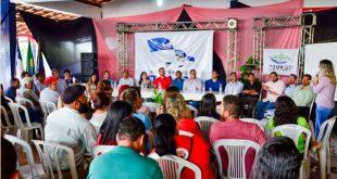 Itambé: 1ª Encontro do Civarp discute a situação do Rio Pardo e aterro sanitário
