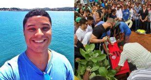 Estudante de engenharia da UNIFACS é assassinado a facadas no interior da Bahia