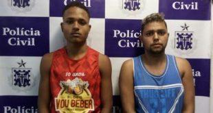 Filho é preso após fingir o próprio sequestro para extorquir a mãe na Bahia