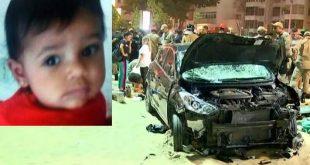 Tragédia: Carro desgovernado invade calçadão e mata bebê emCopacabana. Assista