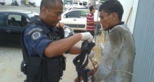 Itapetinga: Jovem amarrado para morrer é salvo pela Guarda Municipal