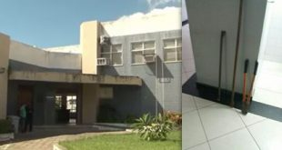 Itapetinga: Bandidos invadem fórum e levam armas e drogas, apreendidas em operações