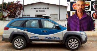 Itiruçu: Homem é morto a tiros em delegacia poucas horas após ser preso