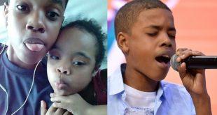 """Garoto finalista do """"The Voice Kids 2017"""" se despede da irmã morta em incêndio"""