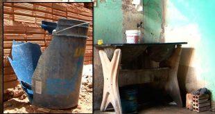 Bahia: Bebê de 1 ano e 4 meses morre afogado após cair de cabeça para baixo em balde