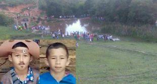 Irmãos de 9 e 13 anos morrem afogados em barragem de fazenda em Planalto