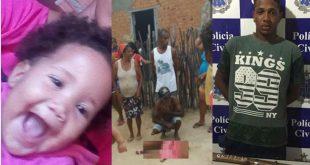 Vídeo: Pai mata filha de 1 ano com tiro de espingarda nos braços da mãe na Bahia