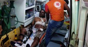 Ipiaú: Homem invade casa e atira em morador com 'arpão'