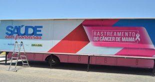 Rastreamento de câncer de mama em Anagé, Belo Campo, Tremedal e Jânio Quadros