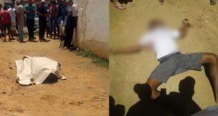 """Conquista: Após discussão na """"feira do rolo"""", homem é morto a facadas"""