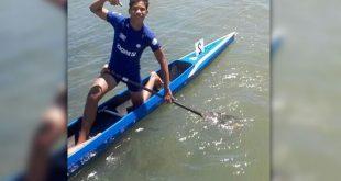 Campeão Baiano e Brasileiro de canoagem morre aos 14 anos, de parada cardíaca