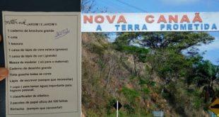 Nova Canaã: Pais de alunos da rede municipal são obrigados a pagar por material escolar e livros