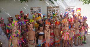 Itambé: Escola Batista El Shalom se destaca na homenagem ao Dia do Índio