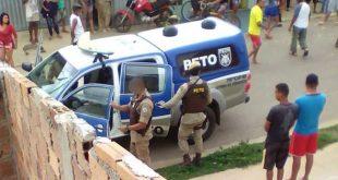 Intenso tiroteio em Conquista termina com um morto e outro ferido no braço