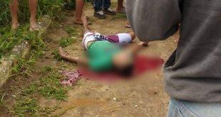 Adolescente é morto a tiros em Barra do Choça