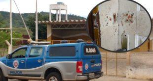 Itambé: Após sede do CRAS ser arrombada, PM apreende autor e recupera item furtado
