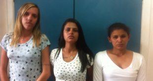 Conquista: Mulheres que levariam drogas para o presídio são interceptadas pela PM