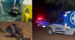 Violência: Três pessoas são assassinadas nesta noite de sábado em Porto Seguro