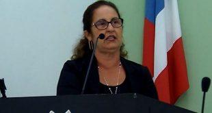 Maria José alfineta gestão de Eduardo Gama: Em quase dois anos de mandato, nenhuma obra