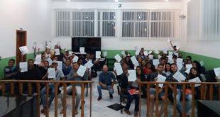 ISOTEC está realizando cursos gratuitos de qualificação profissional em Itambé