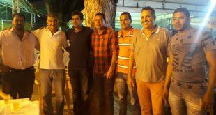 Pré-candidato a deputado estadual, Tiago Correia se reúne com vereadores e demais lideranças em Itambé