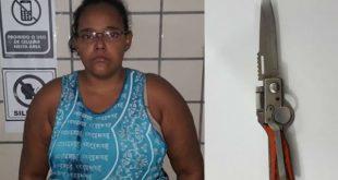 Mulher é presa suspeita de matar companheira a golpes de canivete no sul da BA