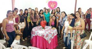 CMEI Magda Maria Correia realizou programação especial em homenagem às mães