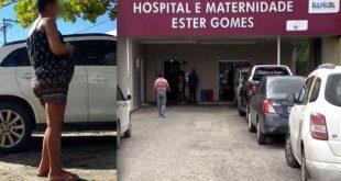 Itabuna: Médico é demitido de maternidade após ser acusado dar tapas no rosto de grávida. Vídeo